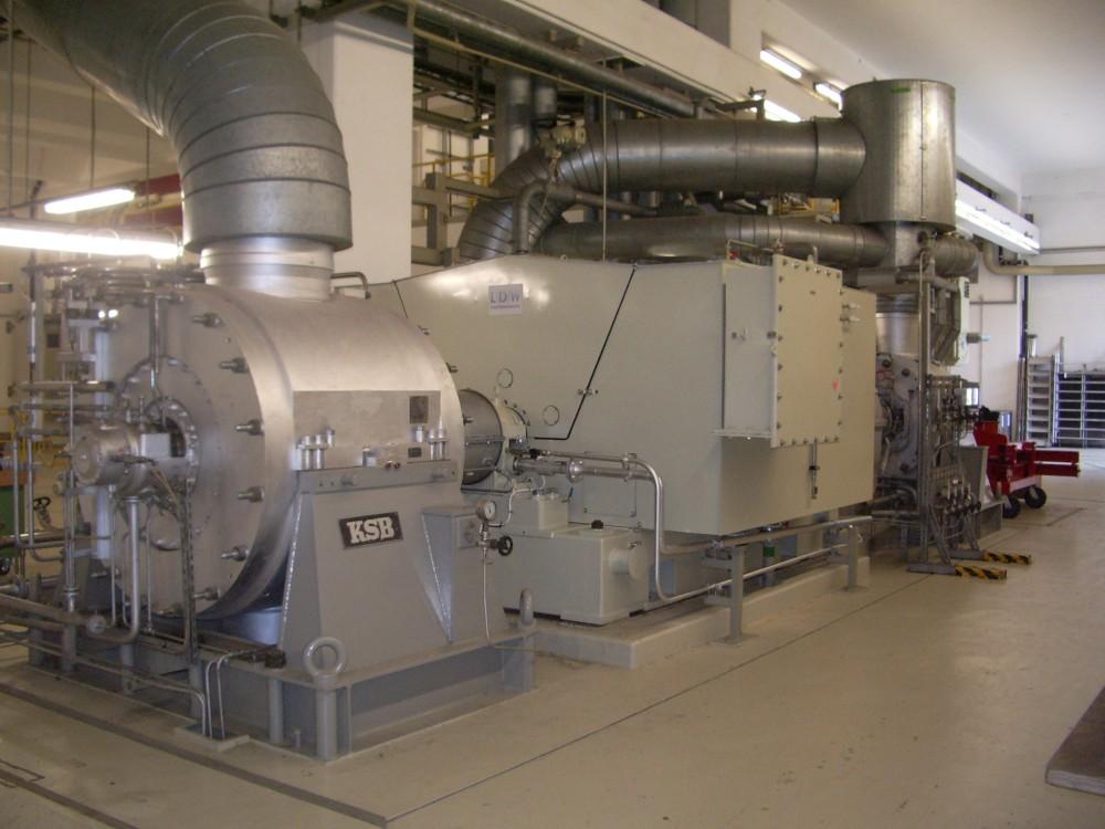 Anlagenbau / Pumpen