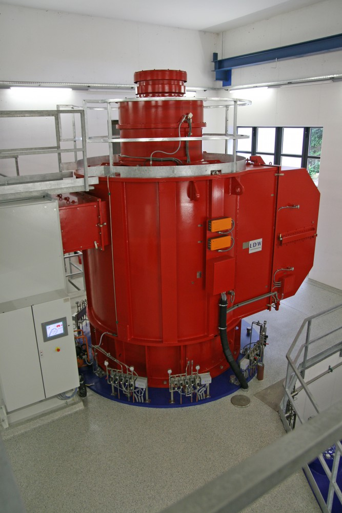 Energie und Umwelt / Turbine Oesterreich