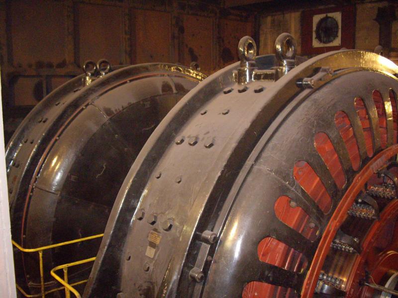 Stahl- und Walzwerke | Lloyd Dynamowerke Bremen